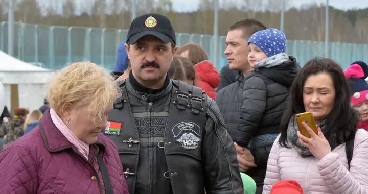 卢卡申科的长子评论明斯克抗议活动