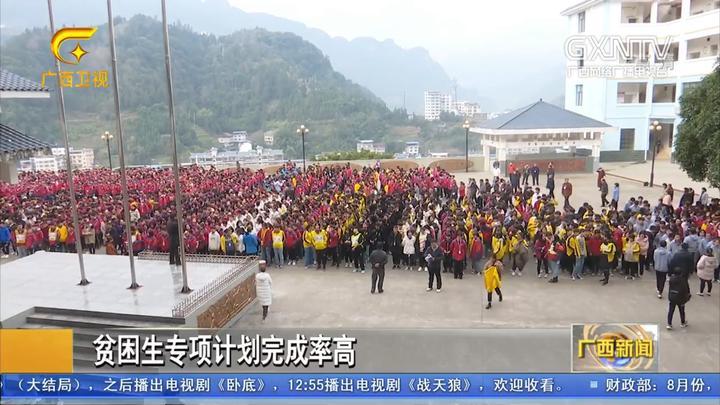 广西2020年普通高校统招录取工作圆满结束,共录取统考考生30