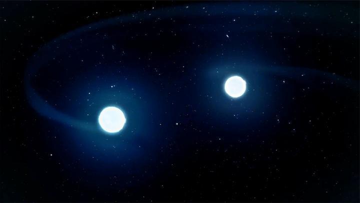 两颗中子星碰撞后发生了什么?生成一种叫千新星的天体!