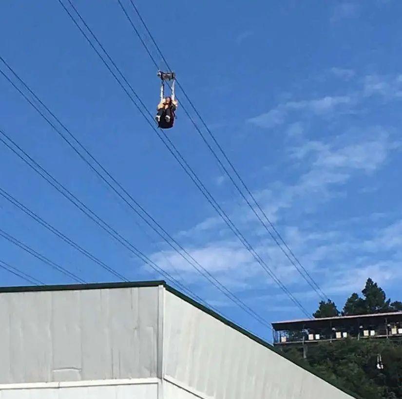 痛心!网红景点出事故,女子从高空索道坠落身亡