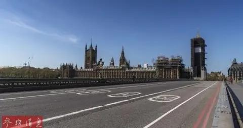 新冠死亡人数欧洲居首 英国规定拒绝自我隔离最高罚1万英镑