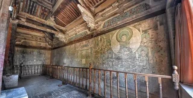 """山西这个宋代古刹,内有壁画堪比""""清明上河图"""",还有一座舍利塔"""