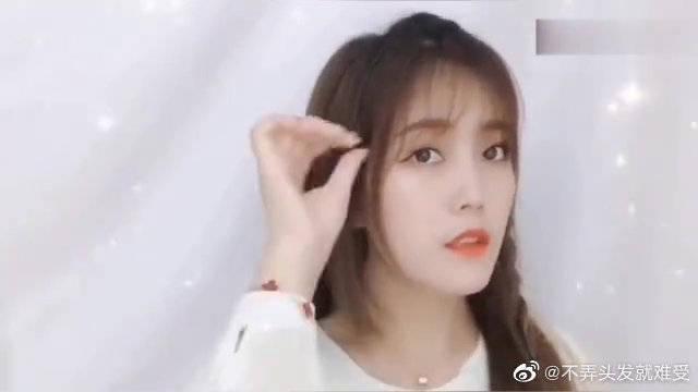 """鞠婧祎上节目同款发型,""""四千年一遇""""的美女姐姐,美了美了"""