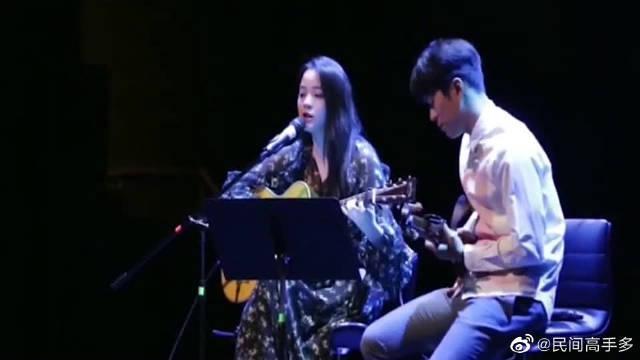欧阳娜娜翻唱《奇妙能力歌》,感受清澈的治愈系歌声