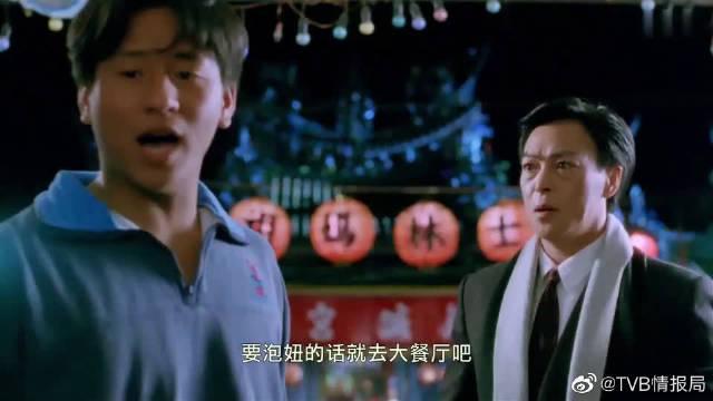 陈法蓉是我看过短发最美的女星,七分英气三分妩媚……