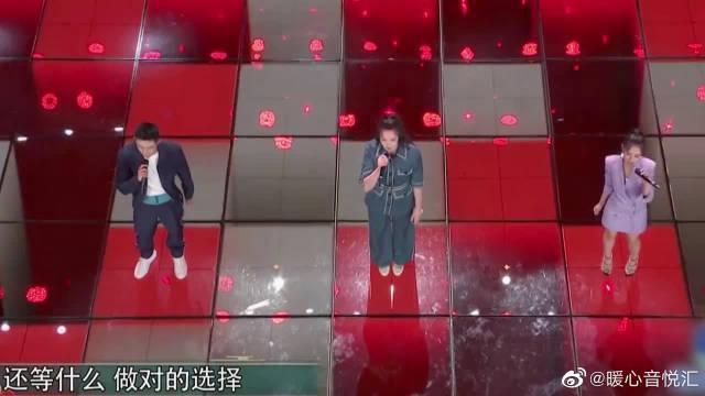 惠若琪、黄景瑜、梦然合唱《少年》……