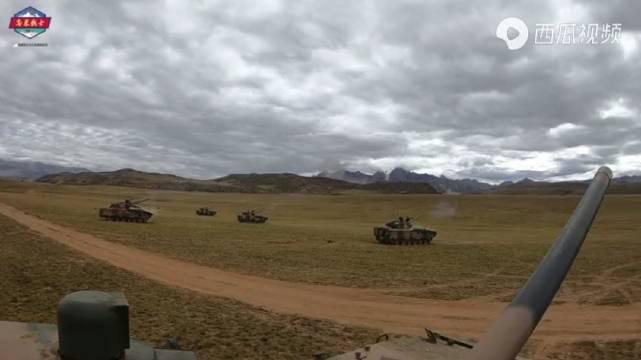 实战!西藏军区某旅参加跨昼夜连贯考核 来源:高原战士