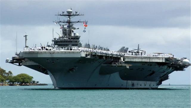 2艘核动力航母即将现世,造舰大国又有新动作,堪称军事风向标