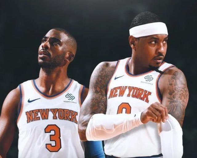 """想要保罗,还想抢浓眉!NBA又一""""幻想队""""出炉,他真没看清现实"""