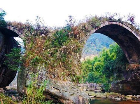 """重庆涪陵的""""神仙桥"""",到底有多神奇?"""