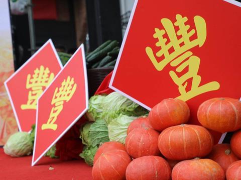 秦风秦韵秦之声,2020年中国农民丰收节聚焦杨凌,庆丰收迎小康