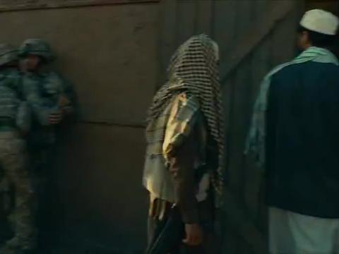 如此真实的阿富汗战争片,美军长官跟部落首领谈判