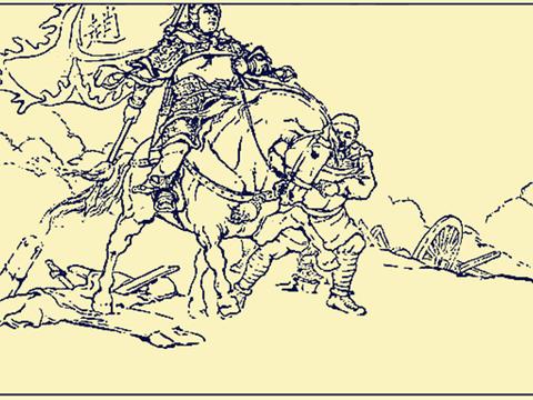 赵云大战长坂坡,曹营一流战将们只有1人出战,为何其他人沉默?