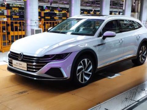 新款大众CC,奔驰E级,盘点2020北京车展值得期待的轿车