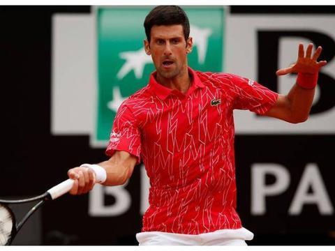 历史第一人!德约科维奇罗马大师赛夺冠,36冠成ATP历史第一人