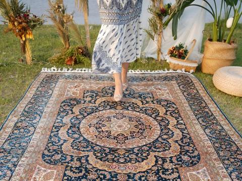 """什么样的地毯才能称为""""高端地毯""""?"""