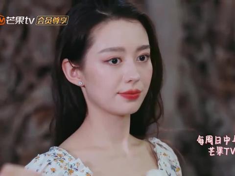 吉娜第一次公公被质疑整容,吉娜气的飚东北话,谢娜一脸懵