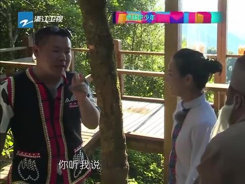 """岳云鹏经典游戏""""数三十""""再现江湖,直接秒杀土地公!"""