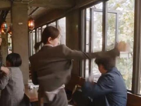 《亲爱的自己》打戏,刘诗诗拳打脚踢很飒,眼神却被猜疑