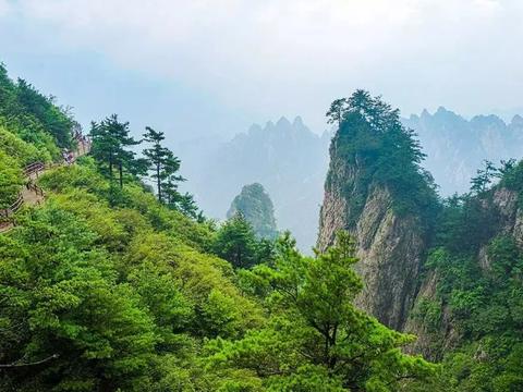 2020想去中国洛阳旅游的景点:龙潭大峡谷,龙峪湾,洛神岛