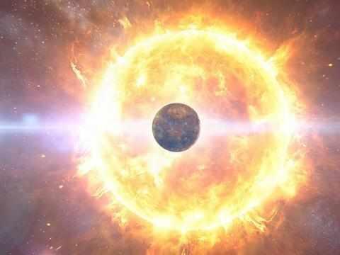 宇宙揭秘:太阳系最诡异的星球,那里的一天相当于两年时间!