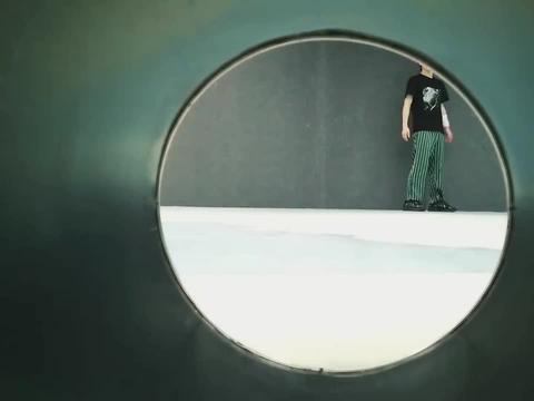 周震南Vlog:除了唱歌以外,周震南还有一个打篮球的梦