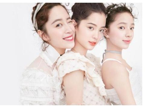 欧阳娜娜漂亮又多才多艺,亲姐妹欧阳妮妮、欧阳娣娣也要上线了