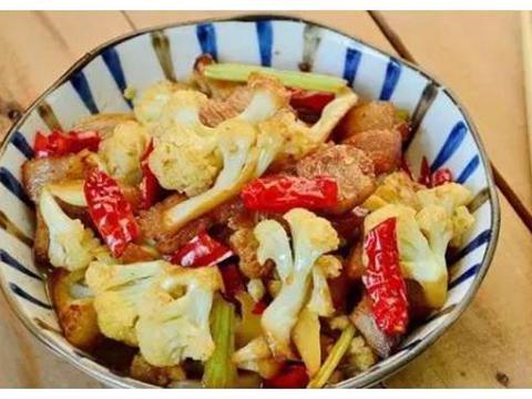 美食推荐:麻辣豆腐、酱爆猪肝、韩式香肠土豆焖饭、家常小炒肉