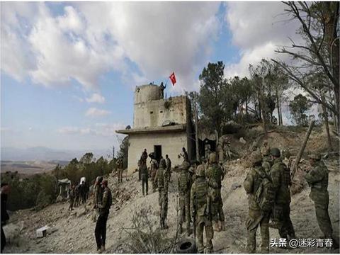 中东局势升级,叙军大批坦克装甲师集结,土耳其拒绝俄出面调停