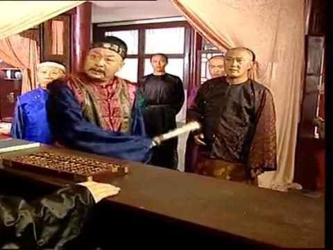 扬州八怪:金敏之教唆画店老板找郑板桥的麻烦,反倒让自己失态