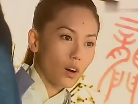 贾静雯苏有朋版倚天屠龙记美女合集,你还记得多少?