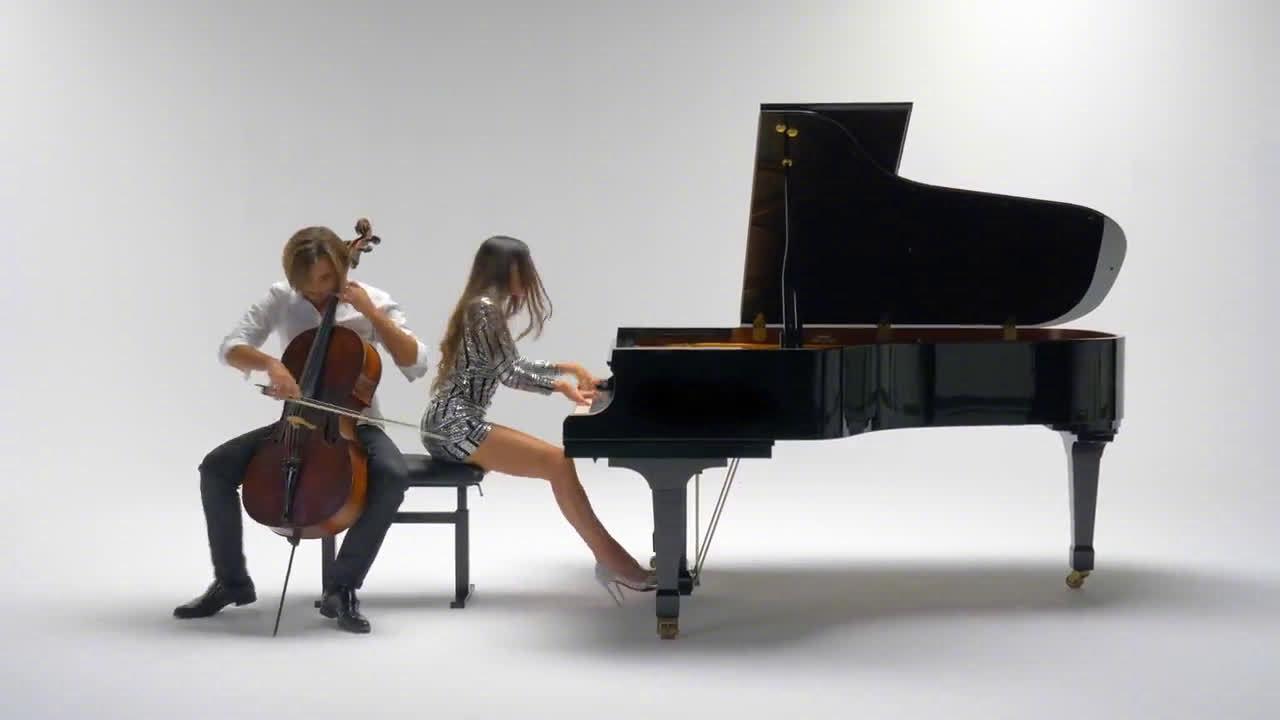 钢琴/大提琴二重奏: 皇后乐队《我们是冠军 》