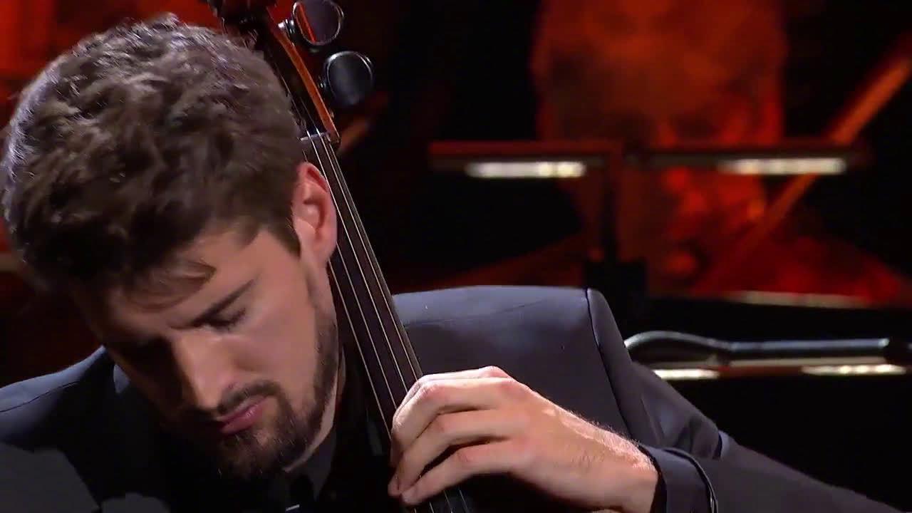 2CELLOS(提琴双杰)大提琴演奏:电影《辛德勒名单》主题曲