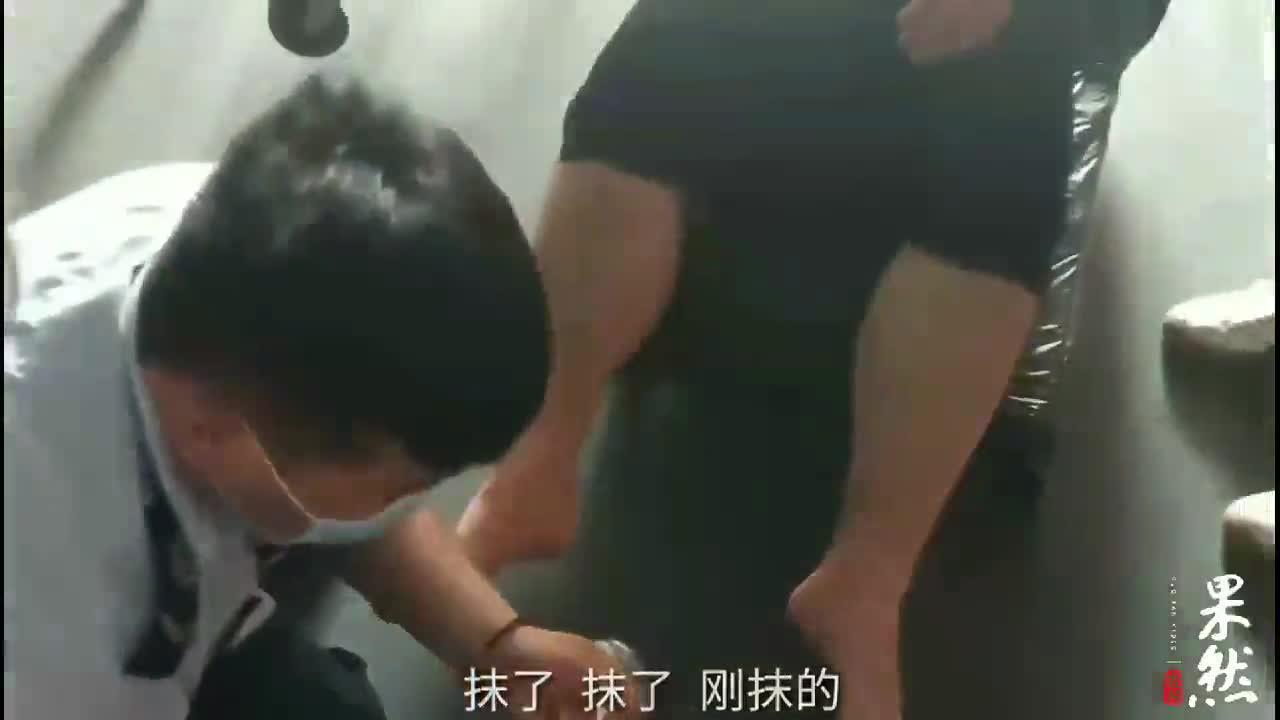 果然视频|小伙被开水烫伤双脚,这一举动险些让他的伤情加重……