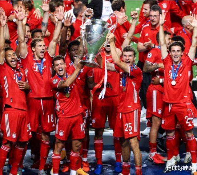 今年的拜仁犹如一辆坦克,不仅在国内赛场上所向披靡