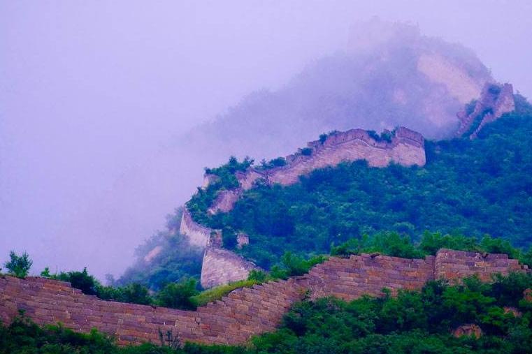 """北京又一景区走红,被称怀柔""""后花园"""",素以""""三绝""""胜古北水镇"""