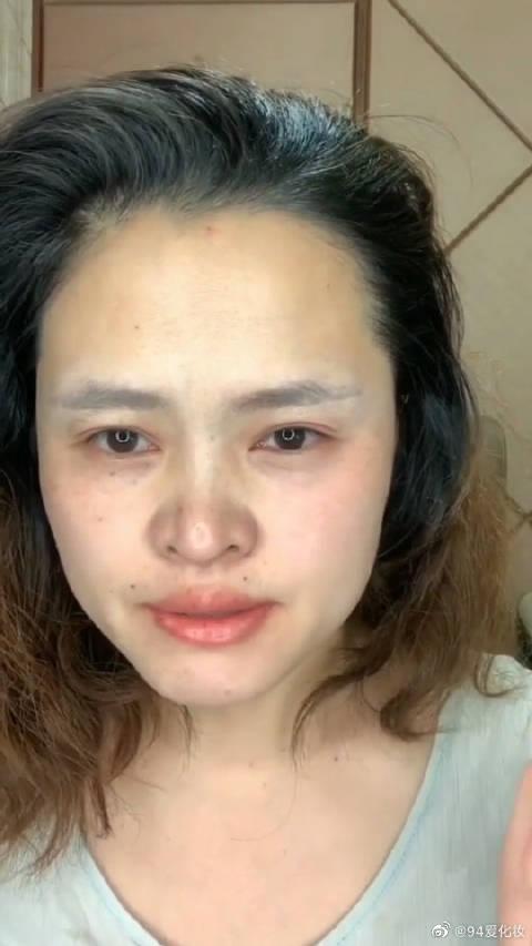 都说我是印度本地人,其实我是中国人,就化了个妆有这么像吗??