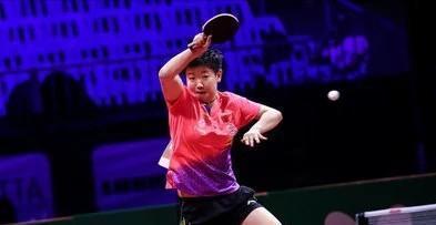 孙颖莎是女子乒坛第一正手吗?