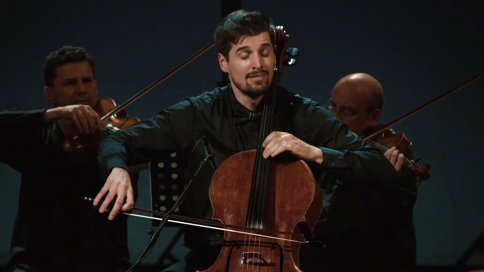 路卡·苏利克(Luka Šulić)大提琴演奏:歌剧《图兰朵》