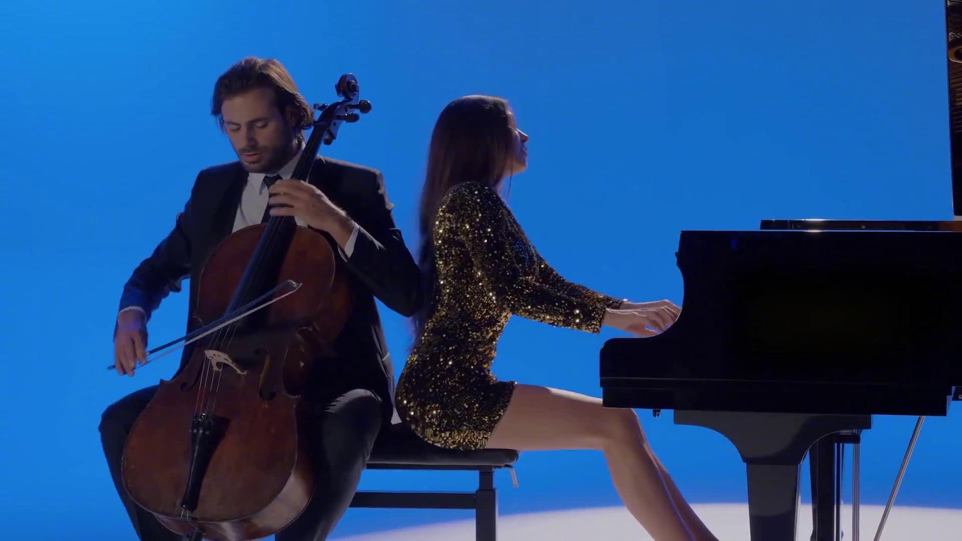 钢琴与大提琴二重奏:贝多芬钢琴小品《致爱丽丝 》 《致爱丽丝》