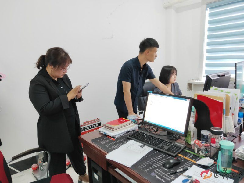 昌邑法院努力开展全国人民法院服务平台
