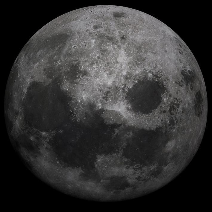 """""""行星之王""""木星或有六百颗小卫星 引发卫星尺寸争论"""
