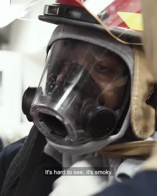 要做海军,先做消防员!