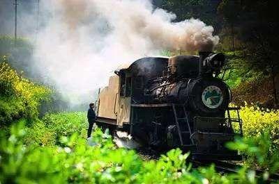"""四川""""绝版""""景点走红,拥有一列""""最牛""""火车,全世界仅此一辆"""