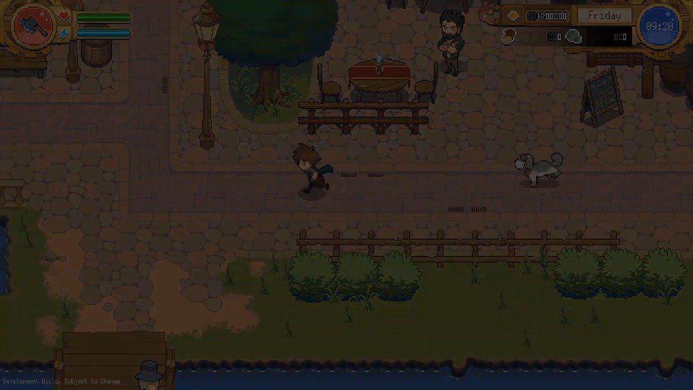 扮演药剂师拯救村长的女儿~像素风RPG新作《Potion Permit》