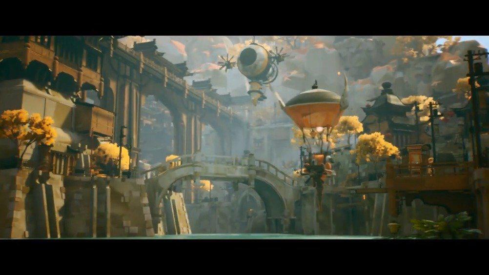 东方幻想游戏《黄昏沉眠街》全新宣传片公布……