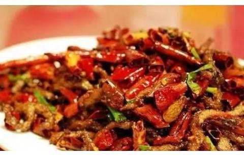 美食推荐:番茄口蘑、西红柿烧茄子、干煸牛肉丝、家常菜炒油豆腐