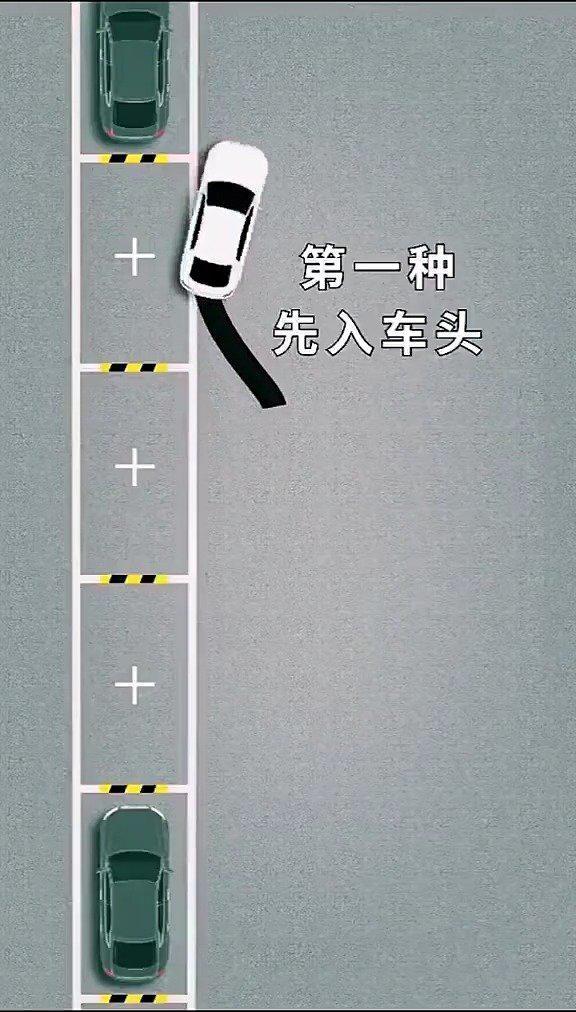 一个视频看懂侧方位停车