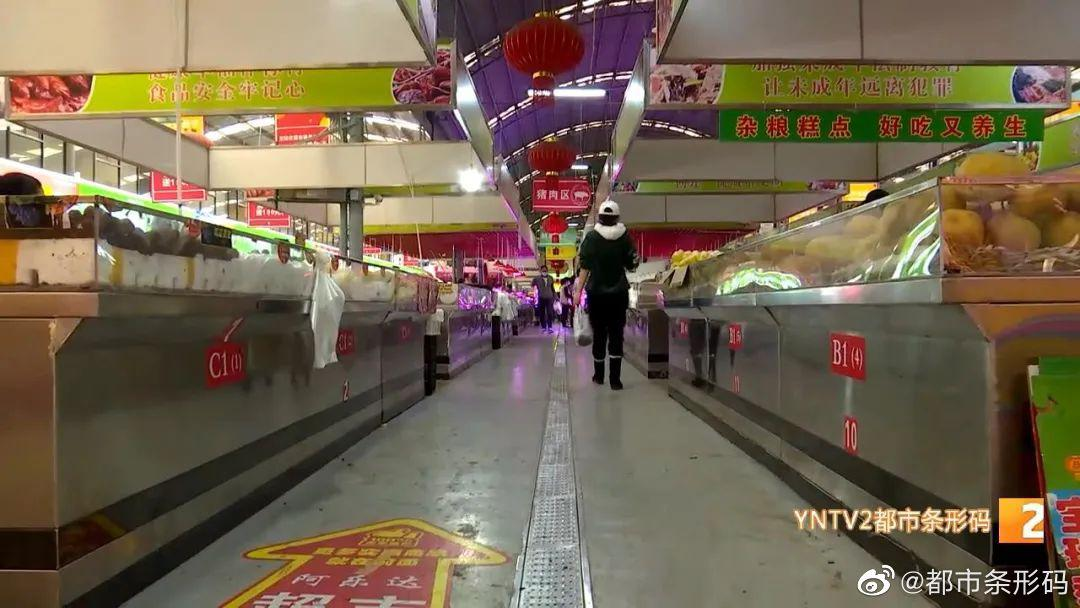 逛菜场像在逛超市,东站农贸市场让人眼前一亮!