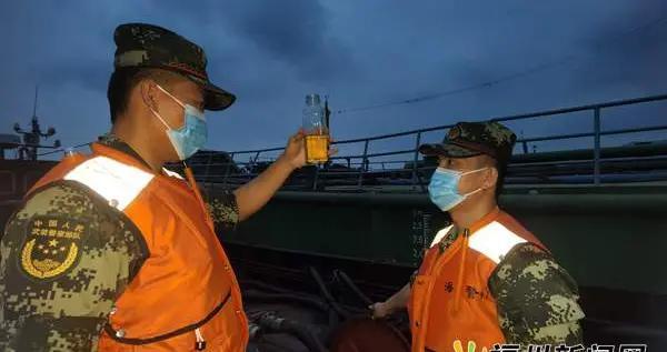 福州海关缉私局与福州海警局联合破获特大走私成品油案